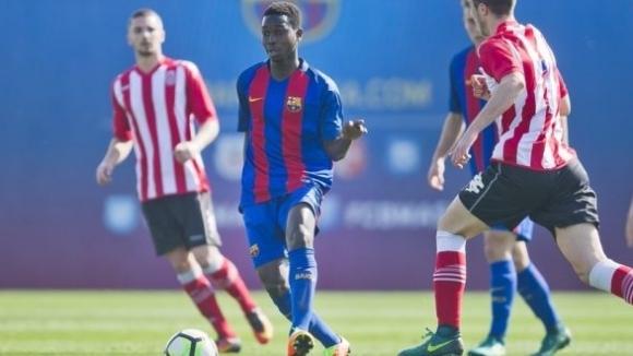 Официално: Етър привлече футболист на Барселона