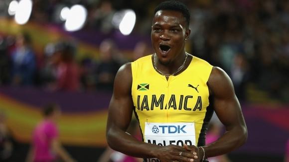 Омар Маклауд се чувства готов за световни рекорди на 60 м/пр и 110 м/пр