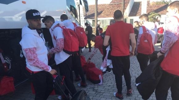 ЦСКА-София вече е в Испания