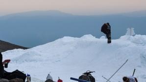 Елитни сноубордисти пристигат за шоу в Боровец