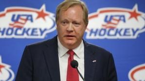 Трагедия  в хокейния отбор на САЩ дни преди Олимпийските игри в Пьончан