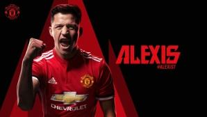 Официално: Юнайтед и Арсенал се похвалиха с трансферите