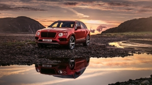 Bentley Bentayga погълна и V8