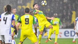 Два елитни отбора отпаднаха от Купата на Франция, Марсилия продължава (видео)