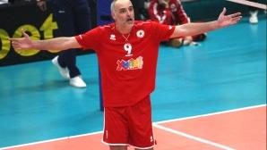 Ивайло Стефанов: Не смеем да излезем на тренировкая, за да не се контузи някой