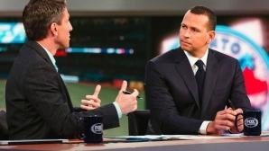 """А-Род ще работи паралелно за """"Фокс"""" и ESPN"""