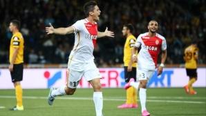 Саутхамптън се разбра с Монако за нападател