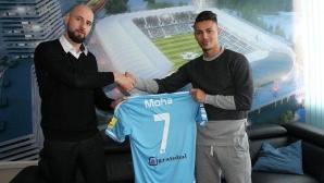 Искан от ЦСКА-София мароканец се забърка в скандал с невалиден договор