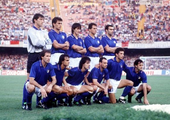 """Ето какво правят всички """"адзури"""" от състава от Италия'90"""