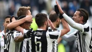 Голям мач за шампионите на Италия, Ювентус хвърли ръкавицата на Тотнъм (видео)