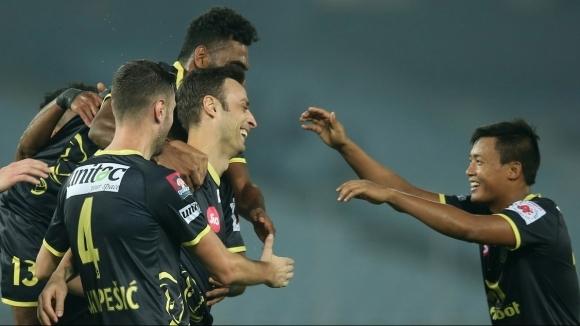 Изящен гол на Бербо не стигна за победа на Керала (видео)
