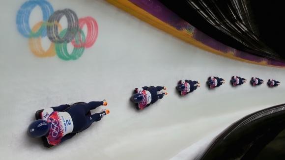 Скелетон на Олимпийски игри - наръчник за начинаещи (видео)