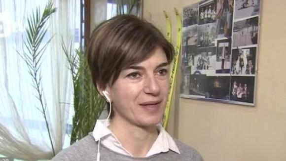 Екатерина Дафовска: Спечелих златен медал със ските, с които загрявах (видео)