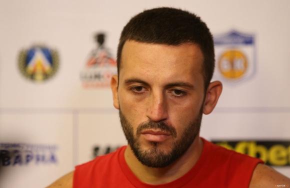 Филип Виденов: Очаквам скоро да дебютирам за Берое