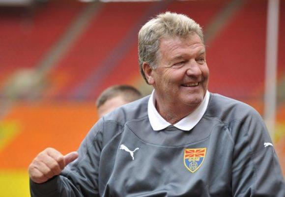 Джон Тошак: Христо Стоичков беше безкрайно важен за Барселона
