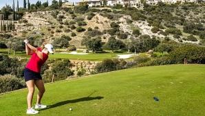 Този уикенд започва състезателният сезон по голф, Ивана Симеонова е в Кипър