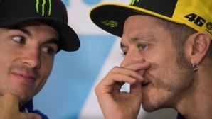 Стоунър с обвинения към Роси и Винялес за неуспешния сезон в MotoGP