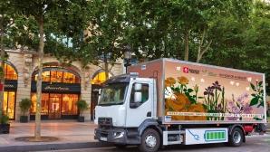 Renault Trucks са готови да посрещнат електрическото бъдеще