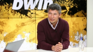 """Балъков: На Етър няма как да откажа, искам да върна публиката обратно на """"Ивайло"""" (видео)"""