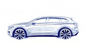 Това е бъдещият Volkswagen Touareg