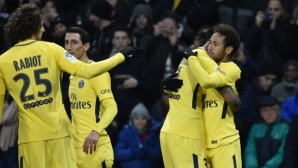 Победен гол и две греди за Неймар преди дуела с Реал Мадрид (видео)