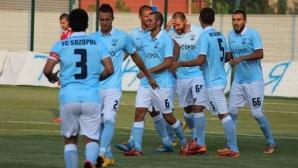 Созопол вкара 4 гола на аматьорите от Гигант (Съединение)