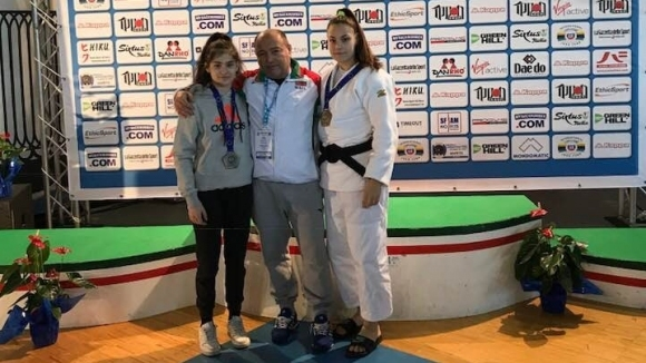 Два медала за младите ни джудистки на Европейската купа във Фолоника