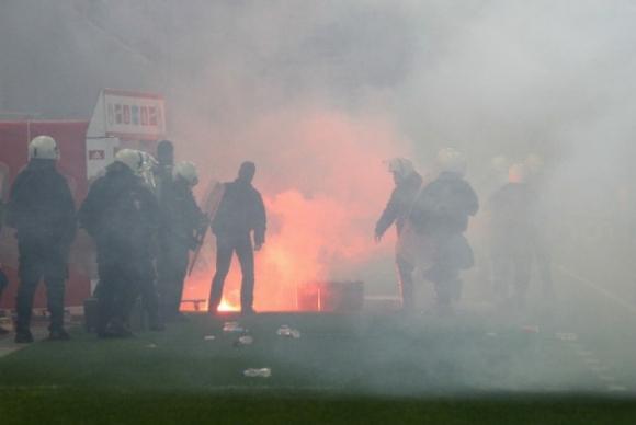 Олимпиакос ще протестира срещу отнетите три точки