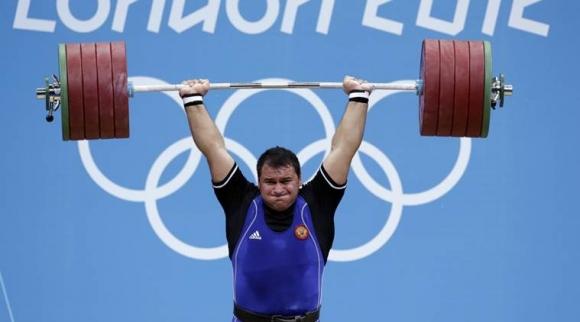 Отмениха временното наказание на медалист от Лондон