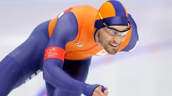 Келд Найс взе и олимпийската титла на 1500 метра (видео)