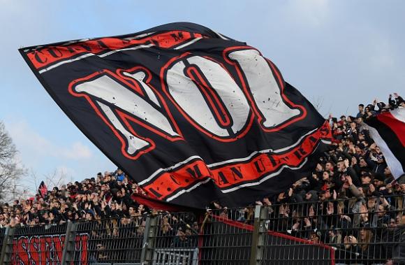 150 ултраси на Милан идват за мача в Разград, гостуват на Сектор Г