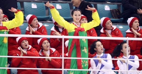 Южна Корея отпуска 2,46 млн. долара за севернокорейците, дошли специално за олимпиадата