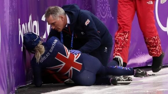 Елис Кристи отново не успя да спечели олимпийски медал