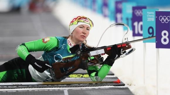 Домрачова: Вероятно това е последната олимпиада в кариерата ми