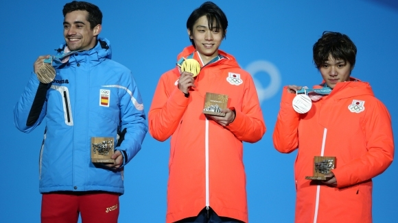В ПьонгЧанг беше раздаден комплект медали номер 1000