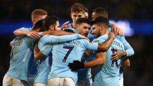 Манчестър Сити поглежда към трофея в Шампионската лига