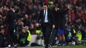 Емери и мачболът за спасяване срещу Мадрид