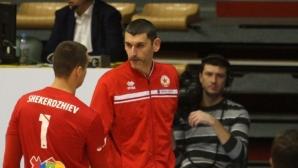 Александър Попов: Не е нужно да се правят сметки за плейофите (видео)