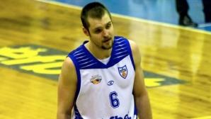 Извикаха играч на Спартак в националния на Беларус