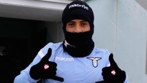 Фелипе Андерсон се завръща в състава на Лацио