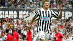 Един от най-големите таланти на България на 32, Ювентус го поздрави