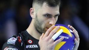 Лубе предлага нов договор на Цецо Соколов