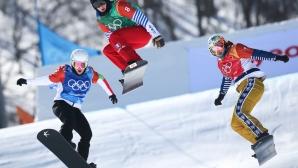 Александра Жекова: Щастлива съм от това шесто място