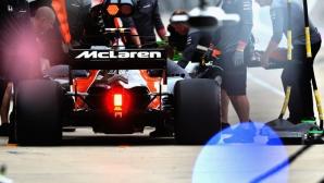 Чуйте новия двигател на Макларън-Рено (видео)