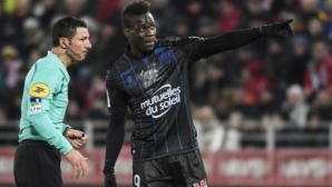 Френската лига започва разследване за обидите срещу Балотели
