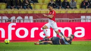 Добрата форма на Монако продължи и срещу Дижон (видео)