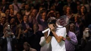 Когато Федерер за първи път беше номер 1 в света