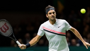 Григор към Федерер: Добре дошъл обратно на върха (видео)