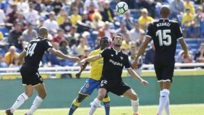 Севиля загря за Ман Юнайтед с успех на Канарските острови