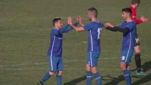 Рутинна победа за Арда преди старта на първенството в Югоизточната Трета лига